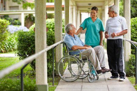 نکاتی مهم در مورد خانه سالمندان