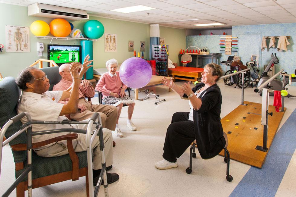 آشنایی با بهترین مرکز سالمندان