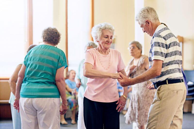 ویژگی های مجهزترین خانه سالمندان( بخش دوم)