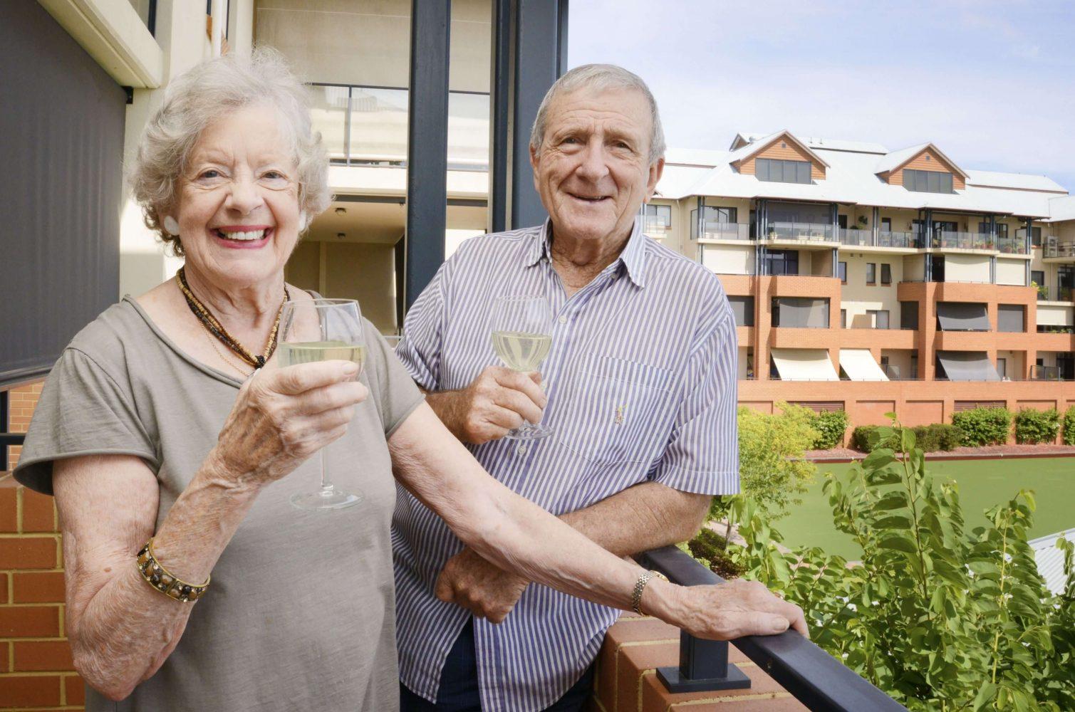 بهترین سن برای رفتن به خانه سالمندان چه سنی است؟