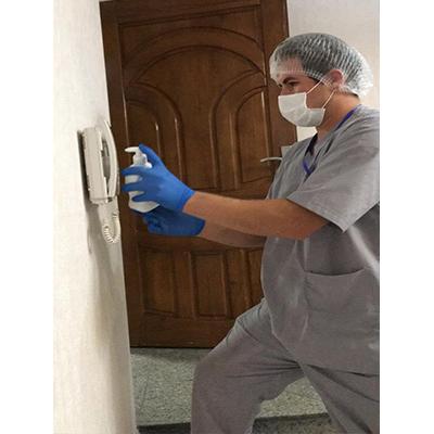آسایشگاه سالمندان و پیشگیری از ویروس کرونا در یارین هوم